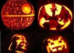 Enlace a Las mejores calabazas de Halloween
