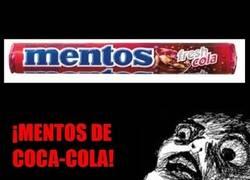 Enlace a ¿Mentos de Coca-Cola?