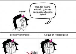 Enlace a Madres...