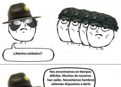 Enlace a Soldados