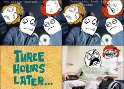 Enlace a Enfermera troll