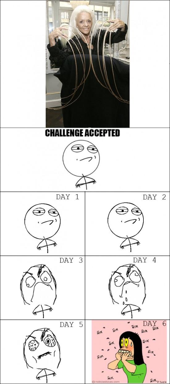 Challenge_accepted - Challenge accepted difícil de cumplir
