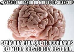 Enlace a Yo no soy irrespetuoso, mi cerebro me obliga
