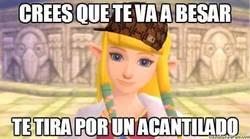 Enlace a Zelda, la gran troll de nuestra era