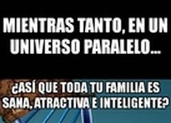 Enlace a Universo meme paralelo