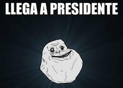 Enlace a El presidente