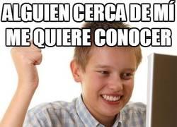 Enlace a ¡Todo un latin-lover!