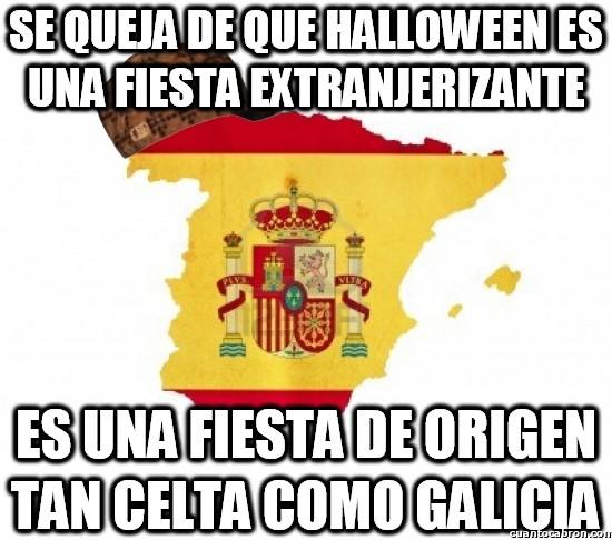 Meme_otros - La realidad detrás de Halloween