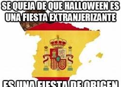 Enlace a La realidad detrás de Halloween