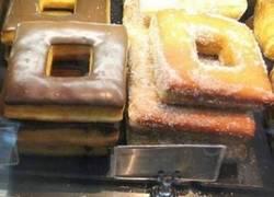 Enlace a ¿Donuts cuadrados?