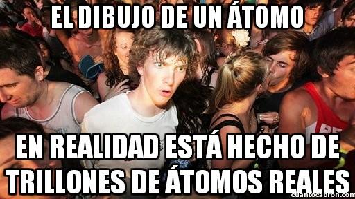 Momento_lucidez - Una realidad atómica