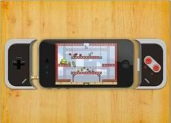 Enlace a NES + iPhone = La perfección