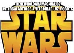 Enlace a Lógica de Star Wars