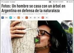 Enlace a Hay personas que se toman muy en serio esto de defender la naturaleza