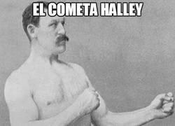 Enlace a La realidad detrás del cometa Halley