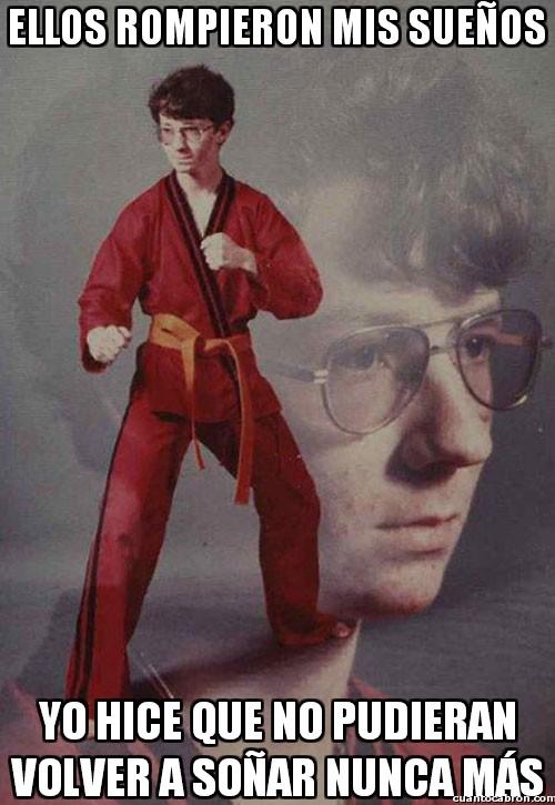 Karate_kyle - El eliminador de sueños
