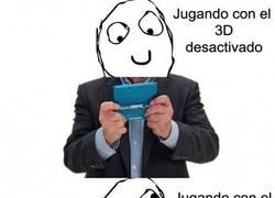 Enlace a Problemas al jugar con la Nintendo 3DS
