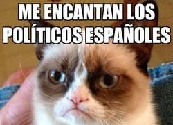 Enlace a El fan número 1 de los políticos españoles
