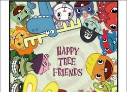 Enlace a ¿Sabéis quién falta en Happy Tree Friends?