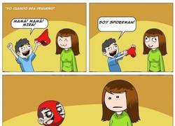 Enlace a Soy Spiderman