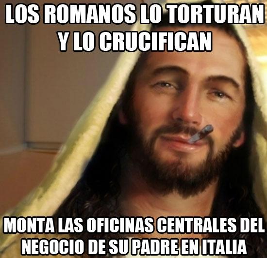 Good_guy_jesus - Good Guy Jesus no es recoroso ni en los negocios