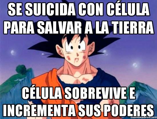 Son_goku - Bad luck Goku