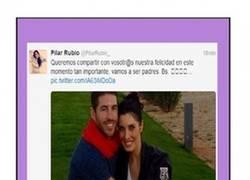 Enlace a Sergio Ramos será papá