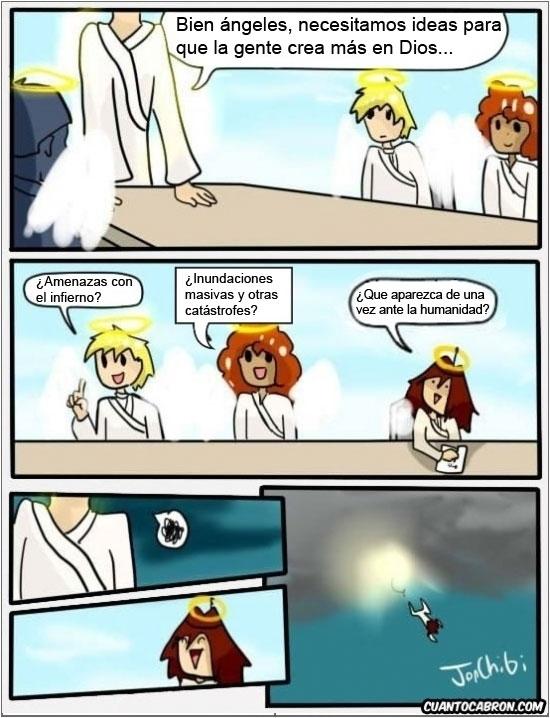 Otros - Junta de ángeles