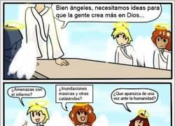 Enlace a Junta de ángeles