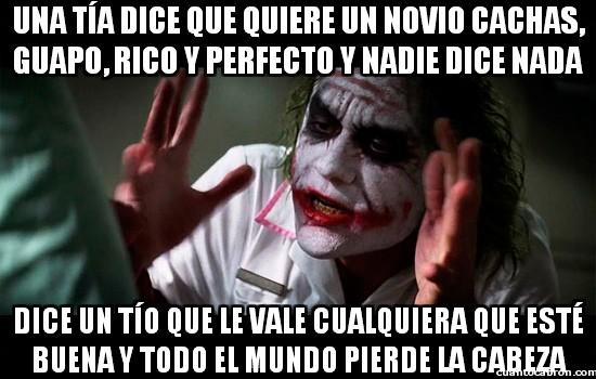 Joker - Lo que cada uno quiere
