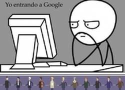 Enlace a Doctor Who hecho doodle de Google