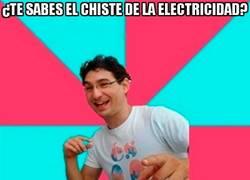 Enlace a El chiste de la electricidad