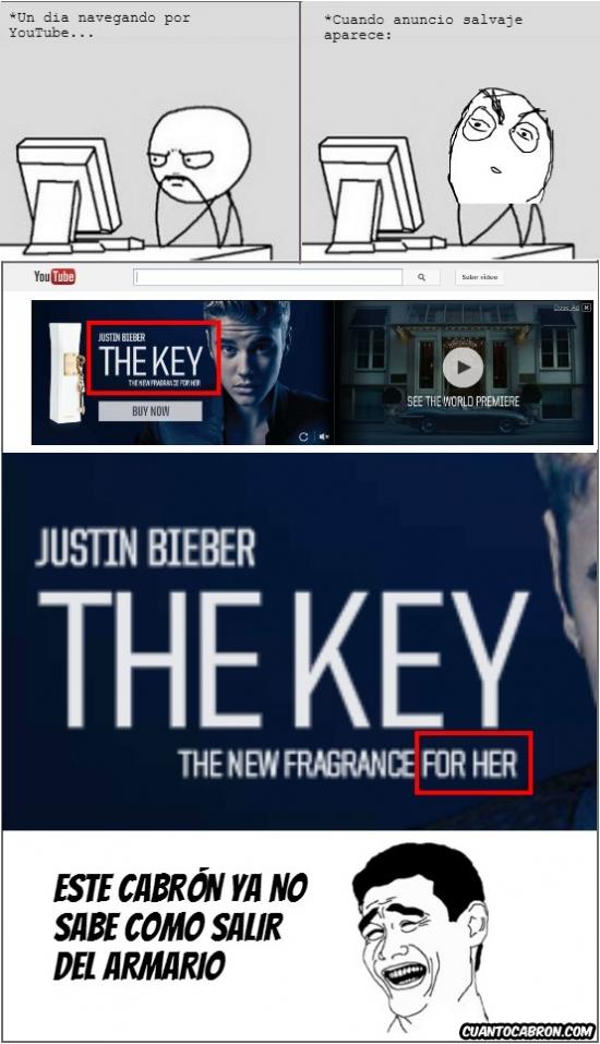 armario,cabron,colonia,for her,her,Justin Bieber,navegar,ordenador,perfume,yao ming,youtube
