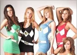 Enlace a Adelante Power Rangers