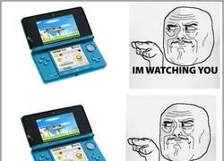 Enlace a La batería de la 3DS
