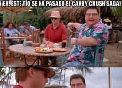 Enlace a ¿Te digo por donde te puedes meter tu Candy Crush Saga?