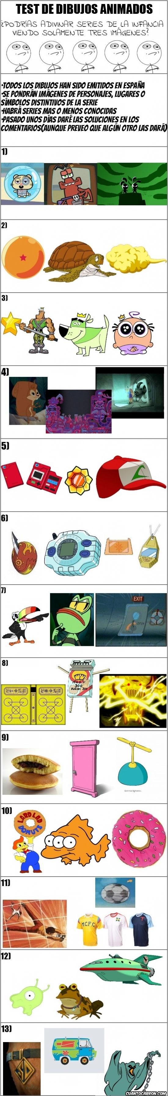 Challenge_accepted - Test de dibujos animagos