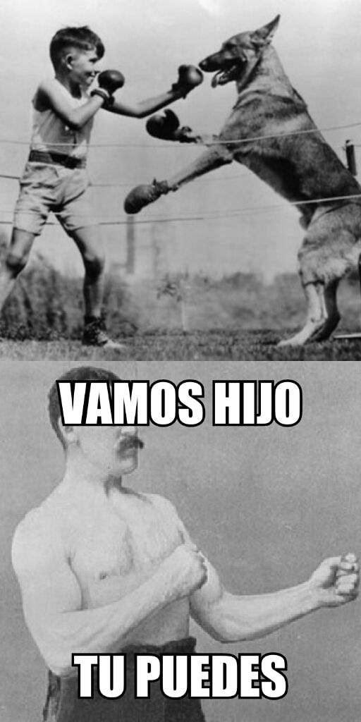 Overly_manly_man - ¡Dale duro!