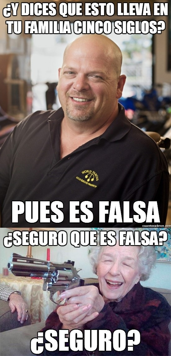 Meme_mix - Rick, ve con cuidado...