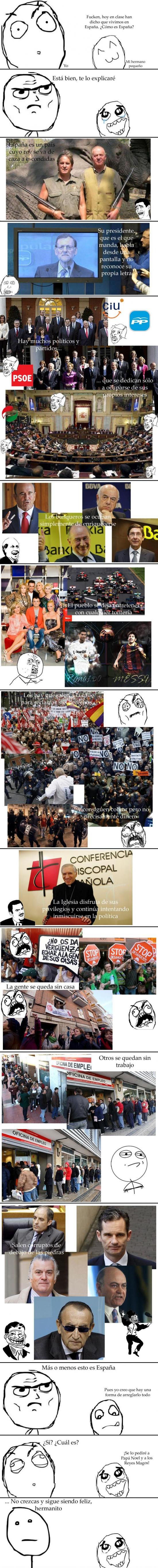 Corrupción,Desahucios,España,Iglesia,Paro,Políticos,Rajoy,Rey