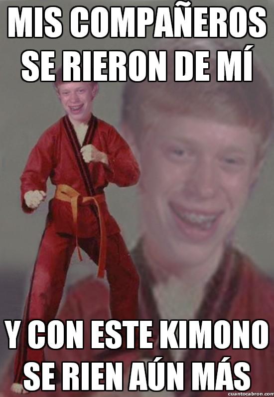 Meme_mix - Ni el karate puede salvar a Brian