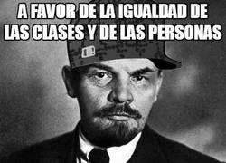 Enlace a Aquí tenéis algo que tal vez no sabíais de Lenin