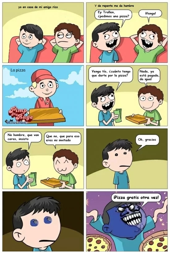 Menti - La pizza