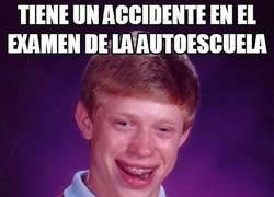 Enlace a Accidente en la autoescuela