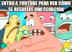 Enlace a Si no soy yo, es Youtube que me lía...