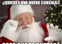 Enlace a Ese Santa siempre tan generoso