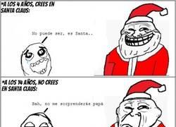 Enlace a Etapas de la vida en relación a Santa Claus