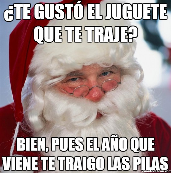 Meme_otros - Santa Troll