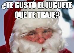 Enlace a Santa Troll