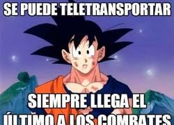 Enlace a La lógica de Goku